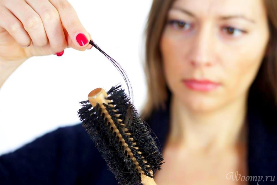 шампуни против выпадения волос