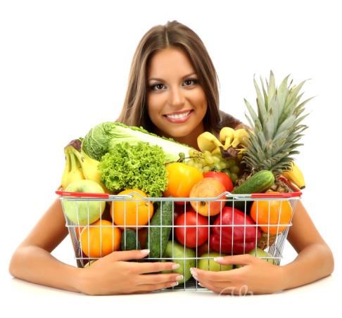 правильное питание сочетание продуктов для похудения таблица