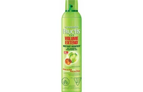 сухой шампунь Fructis