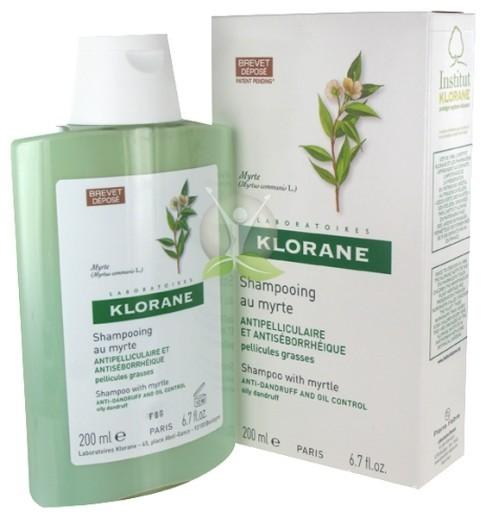шампунь от перхоти Klorane