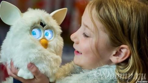 Furby в подарок