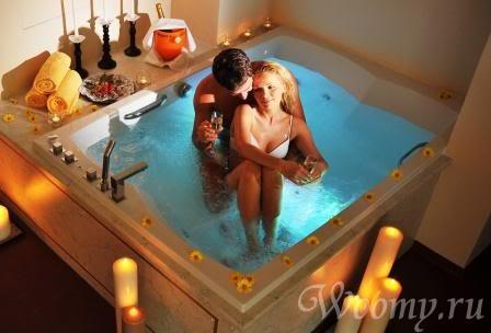 Больно ли заниматся сексом в воде