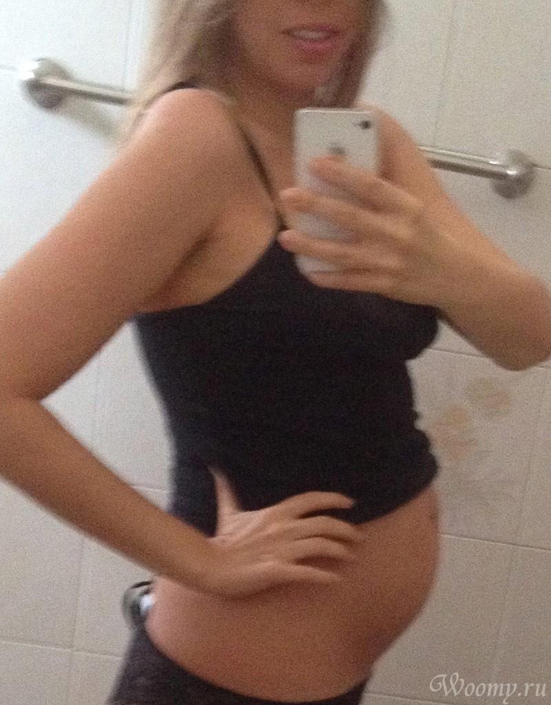 23 неделя беременности живота беременных