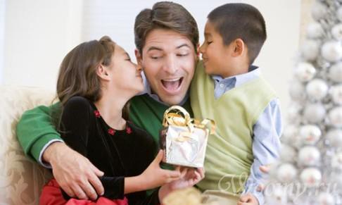 Что подарить отцу