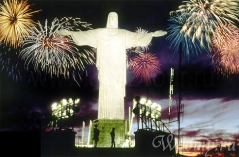 Новогодние традиции в Бразилии