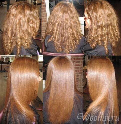 кератинового восстановления волос cocochoco