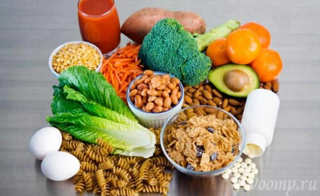 Фолиевая кислота (витамин В 9)