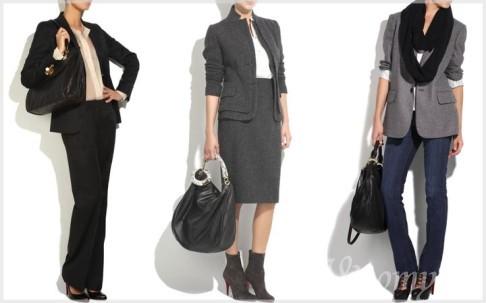 Особенности женского дресс-кода