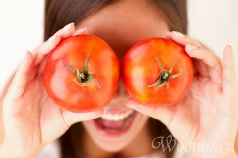 Состав помидора и его воздействие на кожу