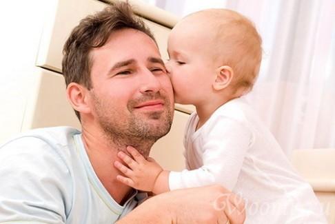 Муж после рождения ребенка