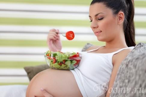 Профилактика анемии во время беременности
