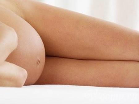 Синдром нижней полой вены