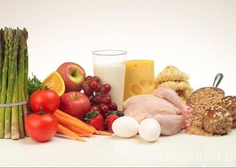 Питание при судорогах