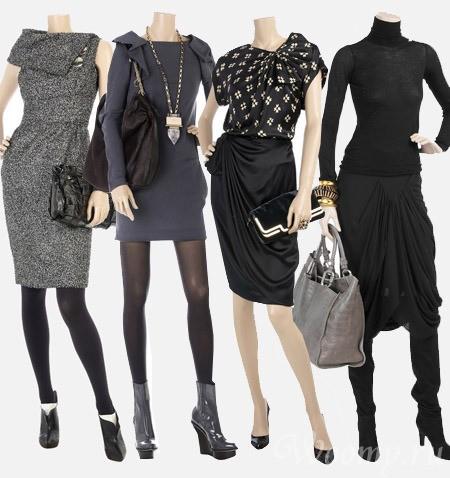 Как одеваться в мужском коллективе