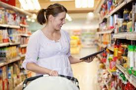 Необходимые продукты кормящей мамы