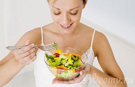 Лучшие диеты для кормящей мамы