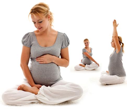 Пилатес для беременных