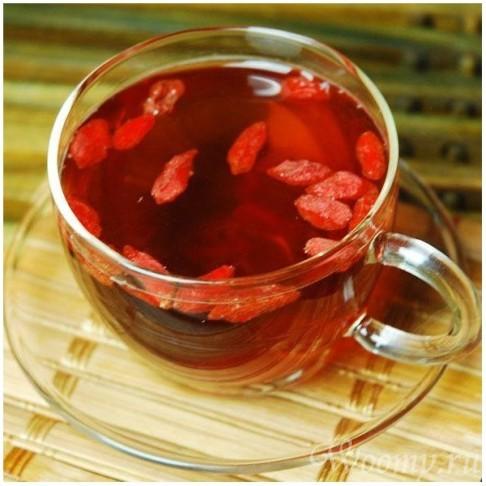 Способы употребления ягод годжи