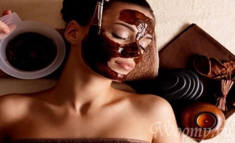 Польза шоколадной маски для лица.