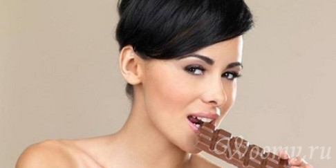 Шоколад для лица
