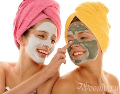 Шоколадные маски для комбинированной кожи
