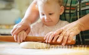 приучаем ребенка к домашним делам 2-4 года