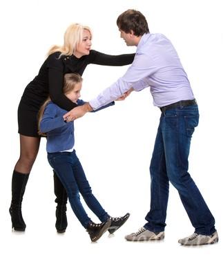 Как себя вести взрослым при разводе