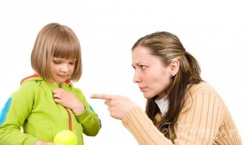 Отношения матери-одиночки с ребенком