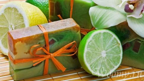 Материалы и оборудование для приготовления мыла