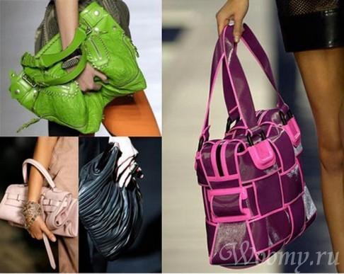 Выбор сумки по фигуре обладательницы
