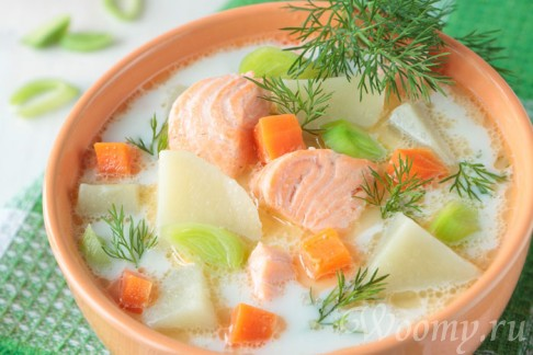 национальная кухня Финляндии