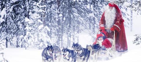 деревня Деда Мороза