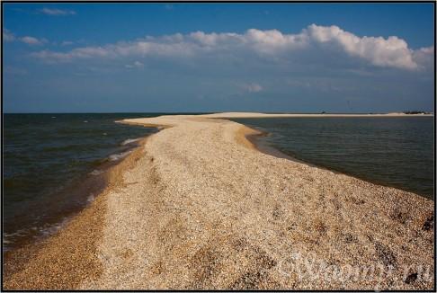 Преимущества отдыха на Азовском море