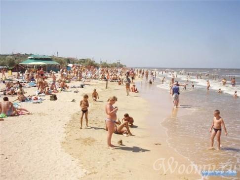 Выбор курорта на Азовском побережье