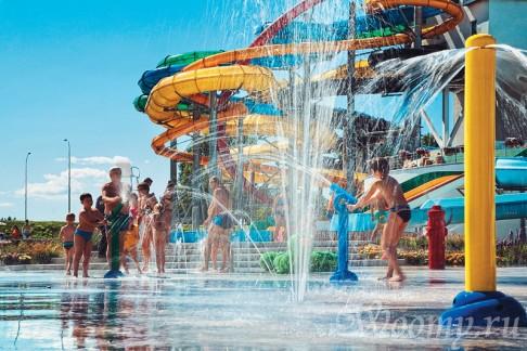 Развлечения на Азовском море