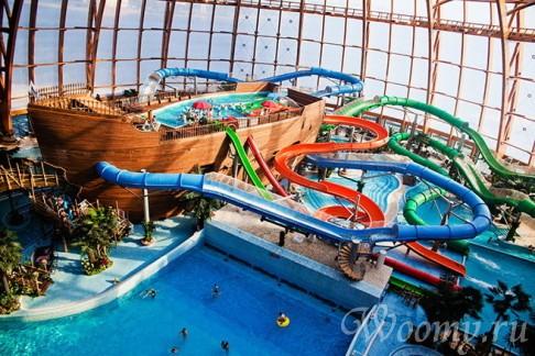 Ейский аквапарк «Немо»