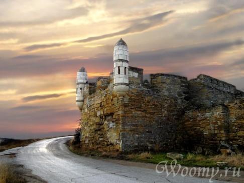 поездки в Керчь