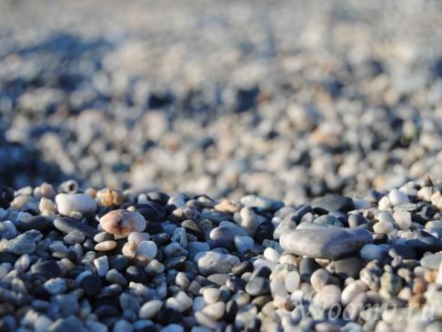 галечные пляжи в Анапе