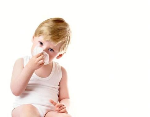 Лечения простуды у детей