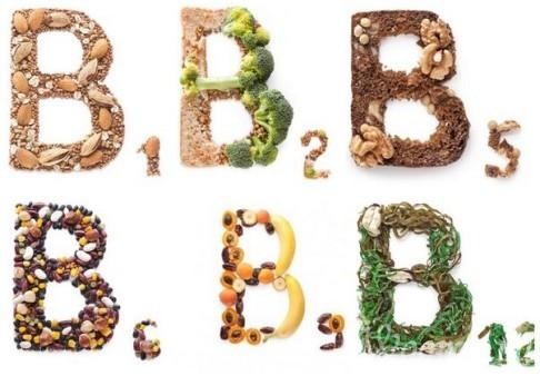 Симптомы при нехватке витамина В