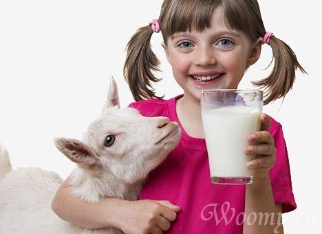 При каких заболеваниях полезно козье молоко