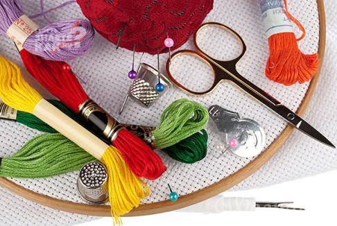 материалы для вышивания